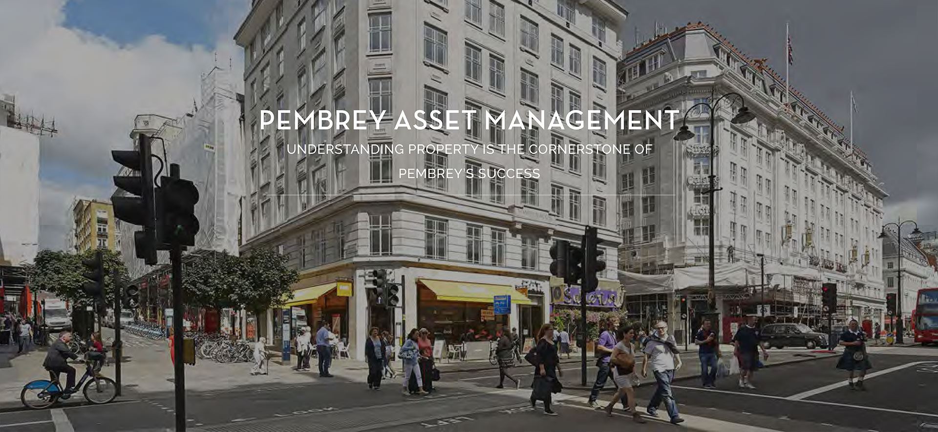 Commercial property assets
